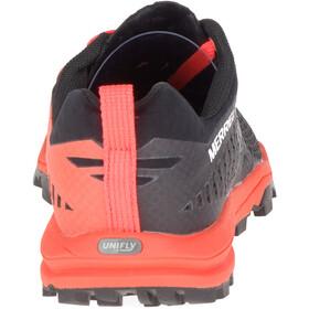 Merrell Dexterity Tough Mudder Shoes Dame black